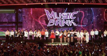 Music Bank Kpop festival paris 2020 avec Twice ?
