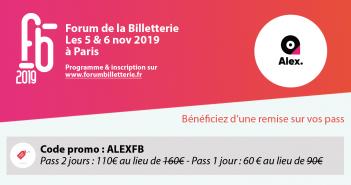 Forum de la billetterie 2019