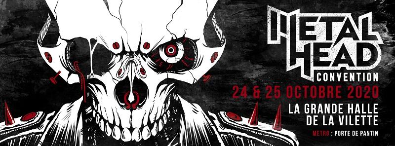 Dans un an, la Paris Metalhead Convention va se lancer et voici les 5 artistes qu'on veut y voir 1