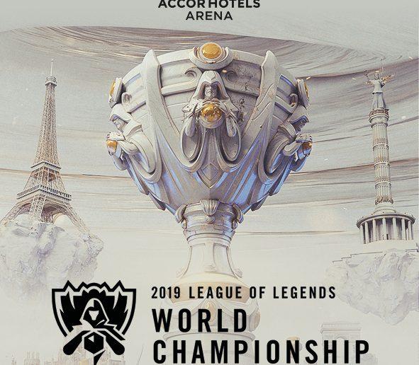 La grande finale du mondial 2019 de League Of Legends à Paris en novembre : de nouvelles places disponibles ! 1