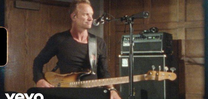Alors que l'opus «Duets» de Sting sortira en mars 2021, l'ex The Police planche déjà sur un nouvel album !