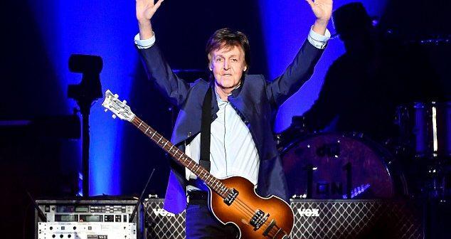 Paul McCartney en concert à La Paris Défense Arena en mai 2020 : on a les prix !