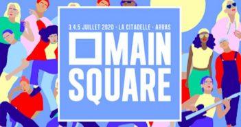 Le Main Square 2020 rajoute de beaux noms : Izia, Nekfeu, Sum 41, Cage The Elephant, Last Train... 2