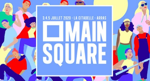 Le Main Square 2020 rajoute de beaux noms : Izia, Nekfeu, Sum 41, Cage The Elephant, Last Train...