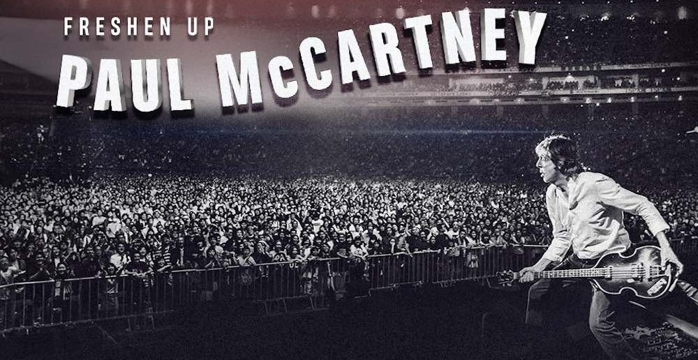 Paul McCartney annonce quatre dates de concert en France en 2020