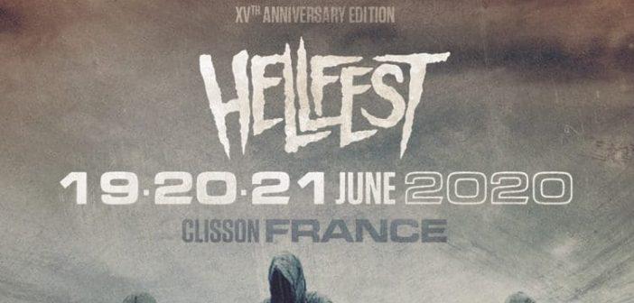 Le Hellfest 2020 dévoile sa programmation : Sepultura, Judas Priest, Korn, System of a Down, Faith No More…