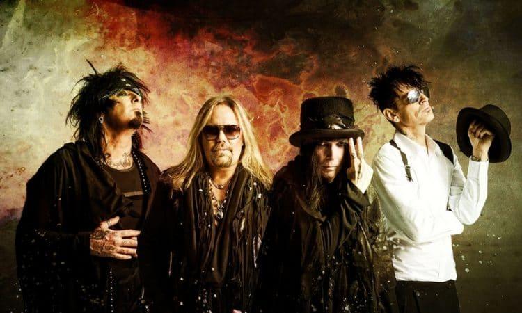 Mötley Crüe se reforme et ils sont prêts à reprendre la route pour une tournée ! 1