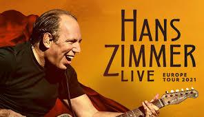 Le génial Hans Zimmer voit loin et prévoit un concert à l'AccorHotels Arena de Paris en mars 2021