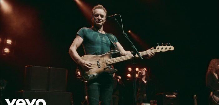 Avant de retrouver Sting en concert en France en avril 2022, il sera dans «Kaamelott : Premier Volet» en juillet !
