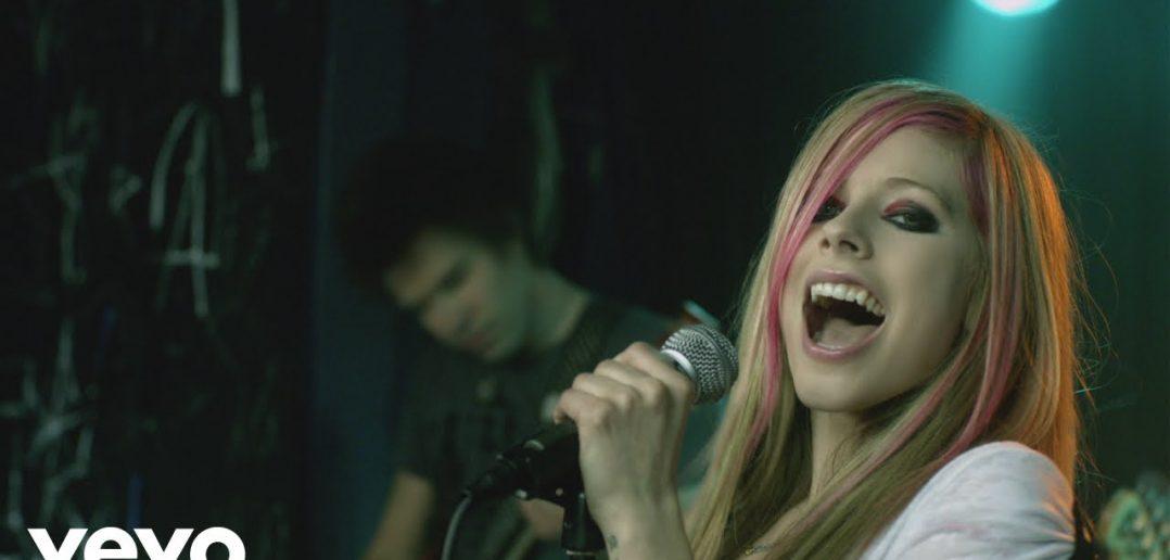 Avril Lavigne au Zénith de Paris en 2020 : prévente  pour les détenteurs de billets de l'Olympia 1