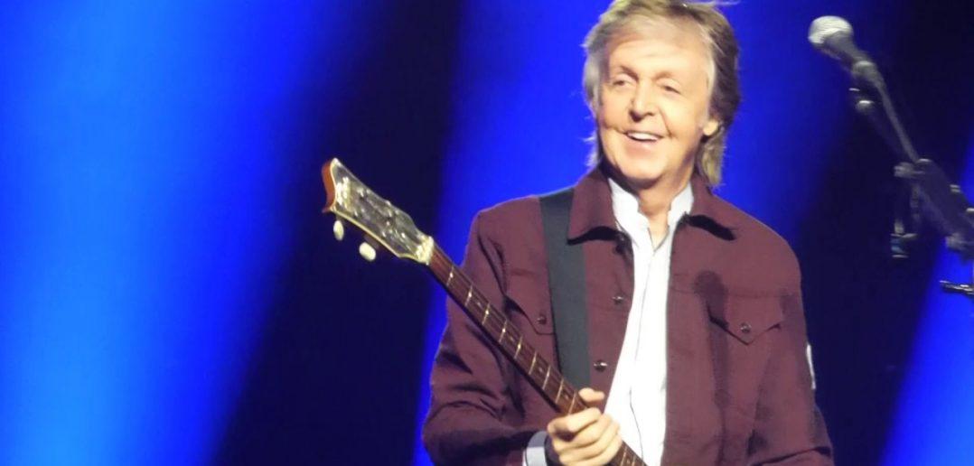 Paul McCartney officialise enfin ses concerts à Paris, Lyon, Lille et Bordeaux en 2020 ! 1