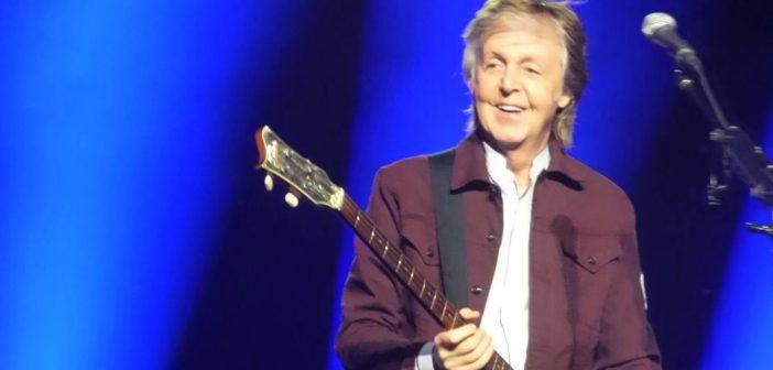 Paul McCartney officialise enfin ses concerts à Paris, Lyon, Lille et Bordeaux en 2020 !