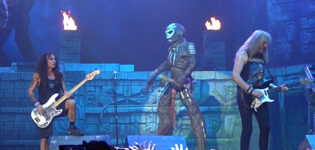 Iron Maiden en concert à la Paris Défense Arena en juillet 2020 : bien choisir sa place, voici le plan de salle ! 1