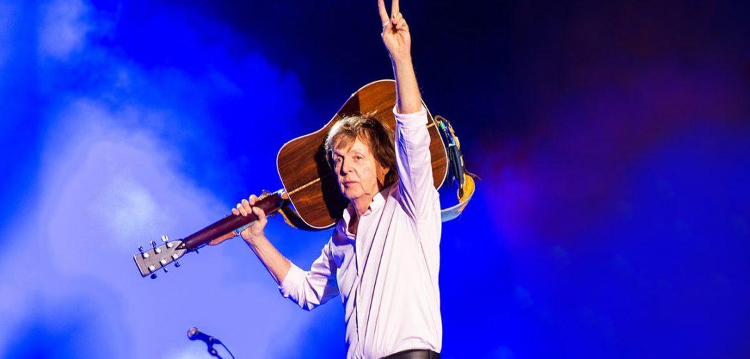 C'est le moment d'acheter vos billets pour les concerts de Paul McCartney à Paris, Lyon, Lille et Bordeaux en 2020 ! 1
