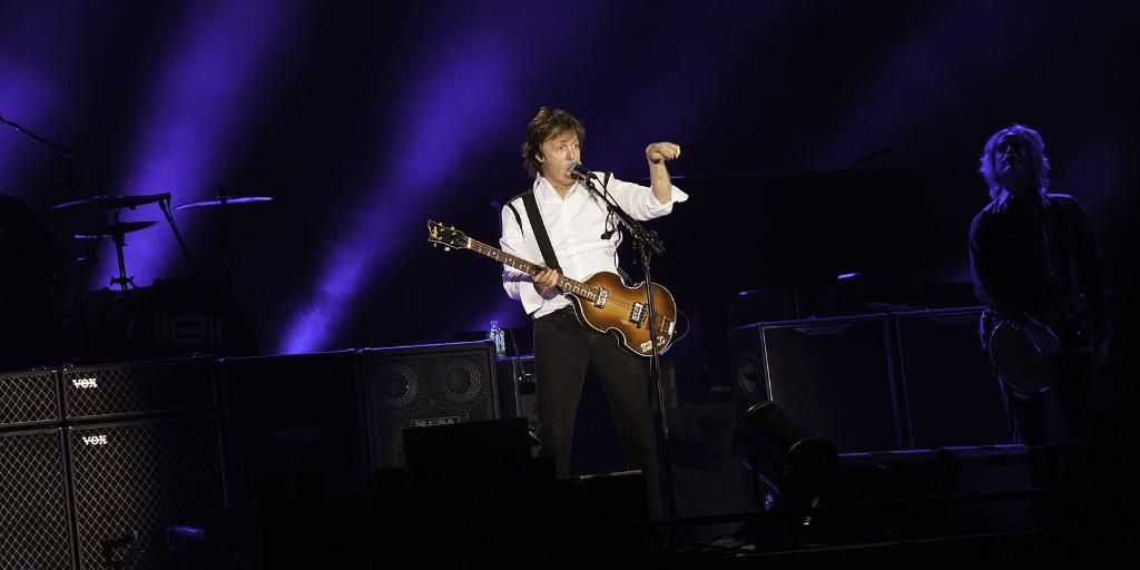 Paul McCartney en concert à Lille au stade Pierre Mauroy en mai 2020 : voici le plan de salle, choisissez votre place ! 1