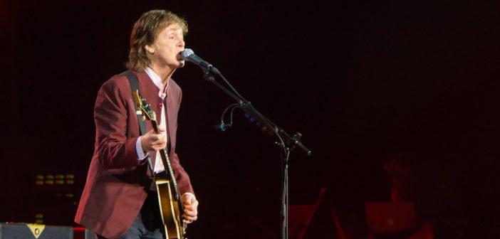 Où et comment avoir des billets pour Paul McCartney en concert à Paris, Lyon, Lille et Bordeaux en 2020 !