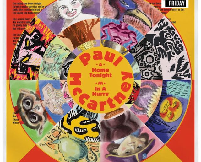 "Paul McCartney nous revient avec 2 inédits, ""Home Tonight"" et ""In A Hurry"" 1"