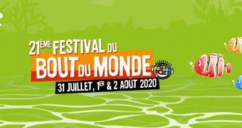 Le festival du Bout du Monde 2020 entre dans la danse et annonce 11 noms ! 2