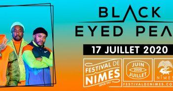Boom BOOM POOOOOW, Black Eyed Peas vous attend au festival de Nîmes en juillet prochain ! 9