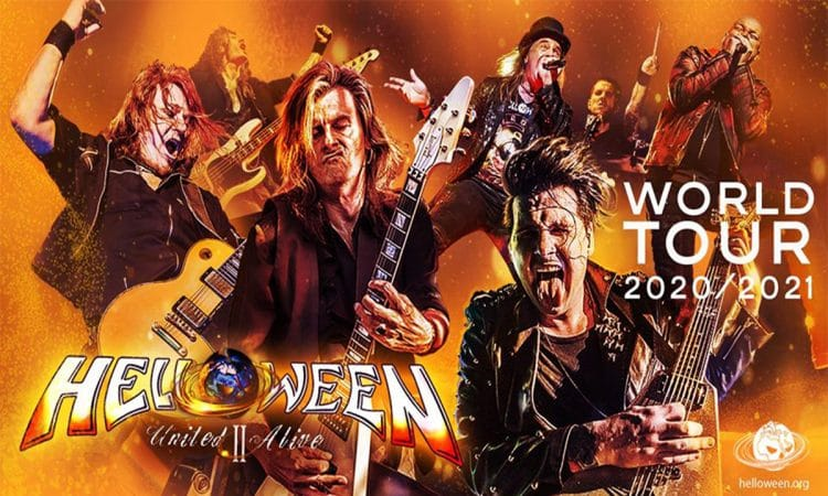 Cet automne, Helloween viendra presque fêter Halloween en France avec 2 dates ! 1