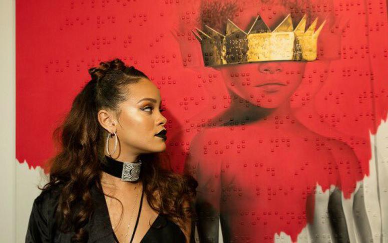 Rihanna entre dans l'histoire avec son album ANTI, classé dans le top 200 depuis 200 semaines 1