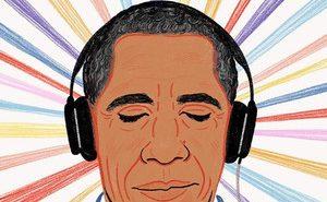 Et Barack Obama, il s'est déhanché sur quelle musique en 2019 ? 3