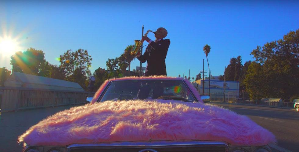 Combo magique, le nouveau clip d'Iggy Pop est signé par Mac DeMarco 1