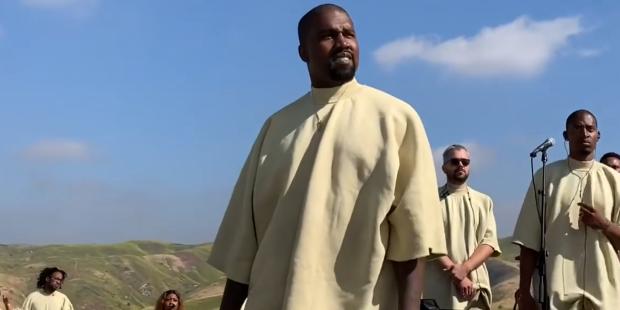 Après «Jesus Is King», Kanye West revient déjà avec un nouvel album, «Jesus Is Born»