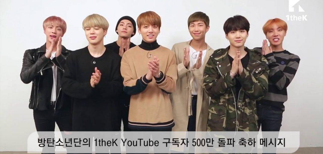 La réussite de BTS, les nouveaux héros de la génération Youtube, est digne des Beatles, selon Bang Shi Hyuk 1