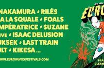 Le festival Europavox revient en 2020 avec 7 nouveaux noms : Rilès, Isaac Delusion, Yseult... 3