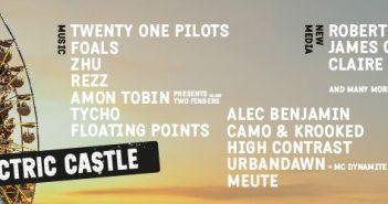 Prenez sans tarder vos billets pour l'impressionnant festival Electric Castle 2020 ! 4