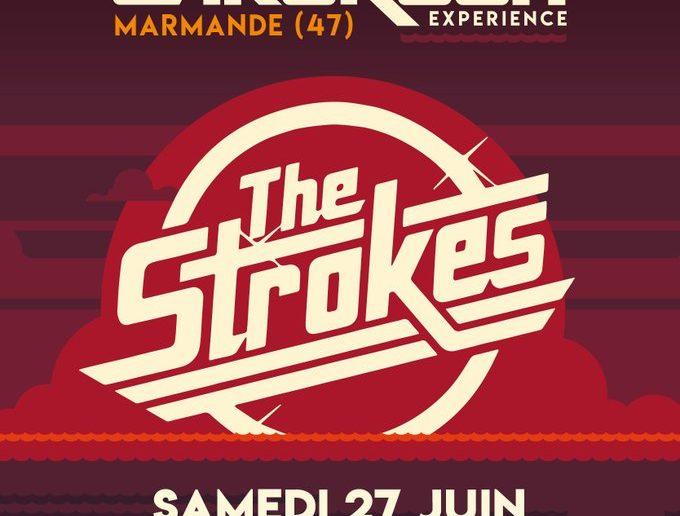 Garorock envoie du très lourd en 2020 avec son nouveau nom : The Strokes ! 1