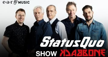 A l'automne 2020, Status Quo vous offrira une mini-tournée so rock ! 1