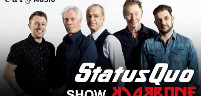 A l'automne 2020, Status Quo vous offrira une mini-tournée so rock !