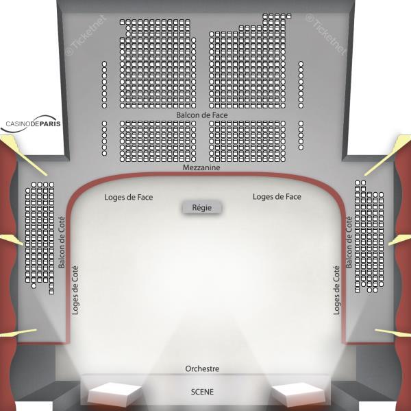 AB6IX en concert au Casino de Paris en février 2020 : derniers instants avant l'ouverture de la billetterie 2