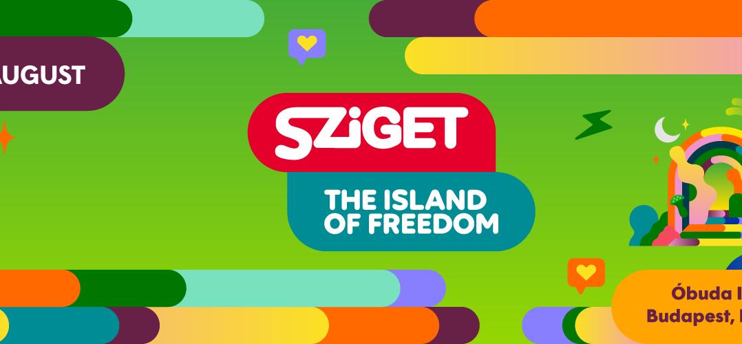 Le Sziget Festival revient dans nos vies avec les premiers 80 noms de son impressionnante édition 2020 ! 1