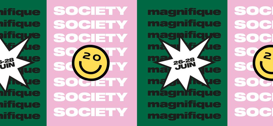 La Magnifique Society 2020 dévoile sa programmation complète et c'est beau ! 1