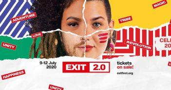 Direction l'EXIT Festival 2020  pour souffler les 20 bougies de l'événement musical ! 1