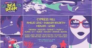 Sea Star 2020 rajoute un gros nom à sa programmation : l'excellent groupe Cypress Hill ! 1