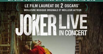 """Laissez-vous happer par le film """"Joker"""" en ciné-concert à la Seine Musicale en mai 2020 ! 1"""