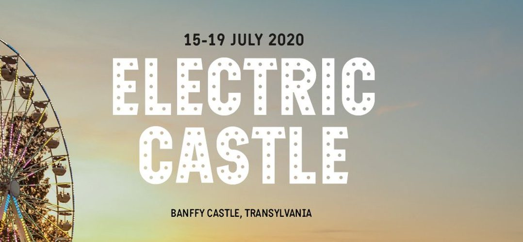 Electric Castle 2020 ajoute de nouveaux noms : The Chemicals Brothers, Aurora, Placebo, Sheck Wes... 1