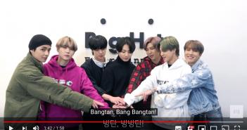 Dans une vidéo, BTS délivre un message d'espoir dans la lutte face au COVID-19 4