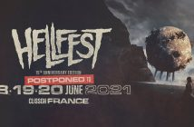 Hellfest 2020 : à cause de la pandémie de Covid-19, le festival est annulé...Rendez-vous en 2021 pour la 15e édition ! 1