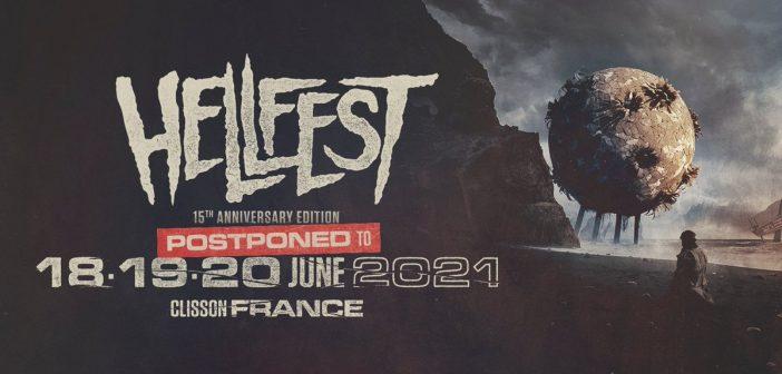 Hellfest 2020 : à cause de la pandémie de Covid-19, le festival est annulé…Rendez-vous en 2021 pour la 15e édition !