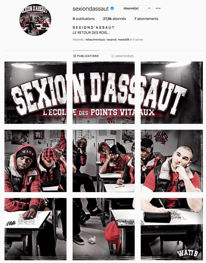 Les préparatifs autour du retour de Sexion D'Assaut s'intensifient ! Hell yeah ! 2