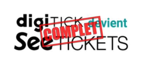 digitick logo concert sold out