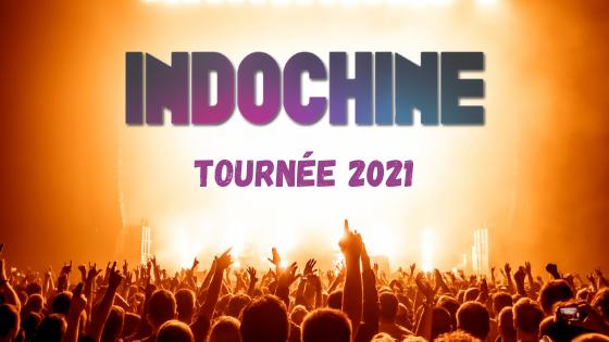 Indochine : la billetterie ouvre dans un mois et on vous récap les infos à savoir sur les concerts du «Central Tour» de 2021 !