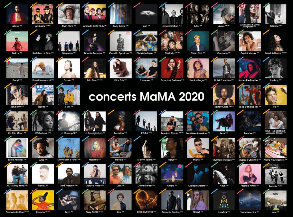 Le MaMA Festival 2020