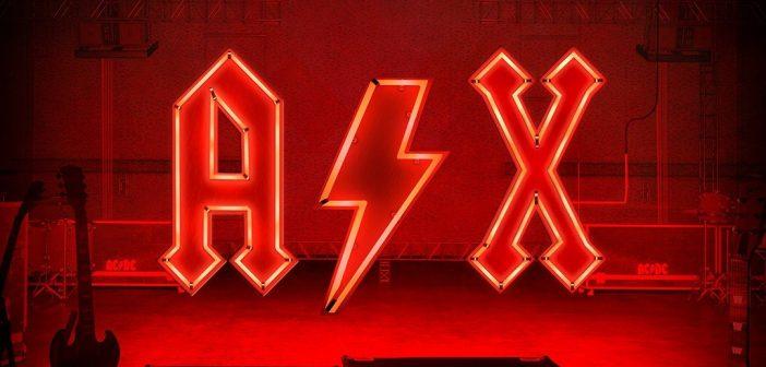 Faites-vous un beau logo personnalisé comme celui de «PWR/UP», l'album d'AC/DC !