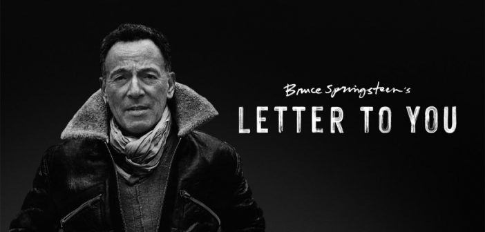 Bruce Springsteen dévoile le trailer de son documentaire « Letter To You », dispo le 23 octobre sur Apple TV+